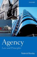Agency Law and Principles by Roderick Munday