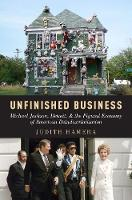 Unfinished Business Michael Jackson, Detroit, and the Figural Economy of American Deindustrialization by Judith (Professor of Dance, Princeton University) Hamera