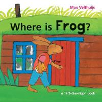 Where is Frog? by Max Velthuijs