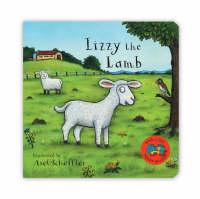 Lizzy the Lamb Jigsaw Book by Axel Scheffler