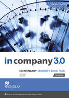 In Company 3.0 - Elementary A2 - Student's Book Premium Pack by Simon Clarke
