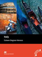 Italy - Pre Intermediate Reader by Coleen Degnan-Veness