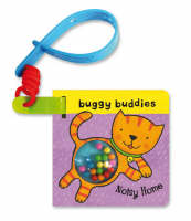 Rattle Buggy Buddies: Noisy Home by Ana Martin Larranaga