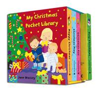 My Christmas Pocket Library by Jane Massey