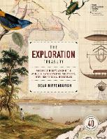 Exploration Treasury, The with Royal Geographical Society by Beau Riffenburgh