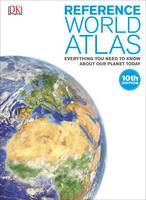 Reference World Atlas by DK