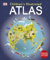Children's Illustrated Atlas by Andrew Brooks