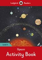 Space Activity Book - Ladybird Readers Level 4 by