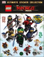 The LEGO (R) NINJAGO (R) Movie (TM) Ultimate Sticker Collection by DK