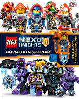 LEGO NEXO KNIGHTS Character Encyclopedia by DK
