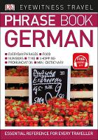Eyewitness Travel Phrase Book German Essential Reference for Every Traveller by DK