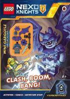 LEGO NEXO KNIGHTS: Clash, Boom, Bang! Activity Book by LEGO Nexo Knights