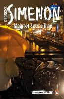 Maigret Sets a Trap Inspector Maigret #48 by Georges Simenon