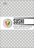 Sushi Taste and Technique by Kimiko Barber, Hiroki Takemura