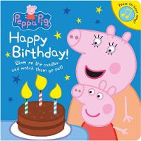 Peppa Pig: Happy Birthday! by