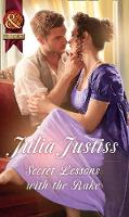 Secret Lessons With The Rake by Julia Justiss