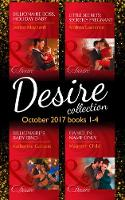 Desire Collection: October Books 1 - 4 Billionaire Boss, Holiday Baby (Billionaires and Babies, Book 88) / Little Secrets: Secretly Pregnant (Little Secrets, Book 4) / Billionaire's Baby Bind (Texas C by Janice Maynard, Andrea Laurence, Katherine Garbera, Maureen Child