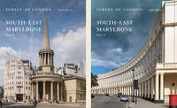 Survey of London: South-East Marylebone Volumes 51 and 52 by Philip Temple