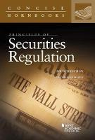 Principles of Securities Regulation by Thomas Hazen
