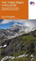 The Three Peaks Challenge Route guides for Ben Nevis, Scafell Pike and Snowdon by