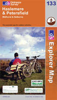 Haslemere and Petersfield by Ordnance Survey