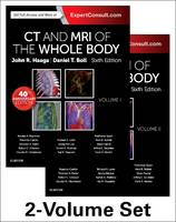 CT and MRI of the Whole Body, 2-Volume Set by John R. Haaga, Daniel Boll