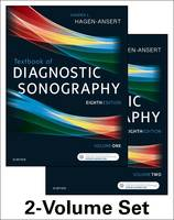 Textbook of Diagnostic Sonography 2-Volume Set by Sandra L. Hagen-Ansert