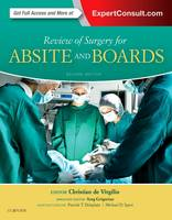 Review of Surgery for ABSITE and Boards by Christian DeVirgilio