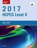 2017 Hcpcs Level II Standard Edition by Carol J. Buck