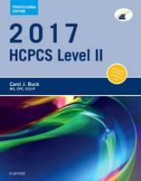 2017 HCPCS Level II Professional Edition by Carol J. Buck