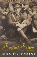 Cover for Siegfried Sassoon by Max Egremont