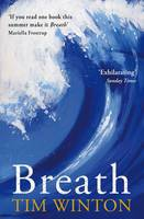 Cover for Breath by Tim Winton
