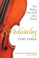 Cover for Stradivarius by Toby Faber
