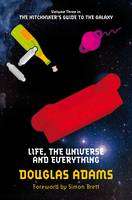 Cover for Life, the Universe and Everything by Douglas Adams