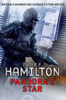 Cover for Pandora's Star by Peter F. Hamilton
