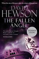Cover for The Fallen Angel by David Hewson