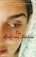 Cover for The Saffron Kitchen by Yasmin Crowther