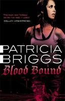 Cover for Blood Bound by Patricia Briggs