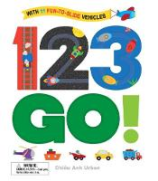 123 Go! With 11 Fun-to-Slide Vehicles by Chieu Anh Urban