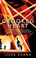 Cover for Crooked Heart by Lissa Evans