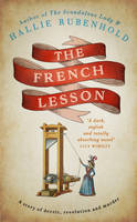 Cover for The French Lesson by Hallie Rubenhold
