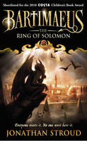 Cover for Bartimaeus 4: The Ring of Solomon by Jonathan Stroud