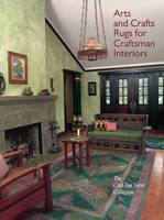 Arts and Crafts Rugs for Craftsman Interiors The Crab Tree Farm Collection by Linda Parry, David Cathers, Diane Boucher, Ann Lane Hedlund