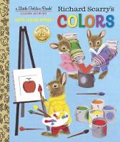 Richard Scarry's Colors by Kathleen N. Daly, Richard Scarry