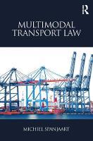 Multimodal Transport Law by Michiel Spanjaart