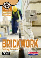 NVQ/SVQ Diploma Brickwork Training Resource Disk by Kevin Jarvis, Dave Whitten, Ralph Need
