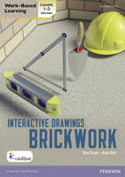 Level 1-3 NVQ/SVQ Diploma Brickwork Interactive Drawings by Brian Cooper, Kevin Diett