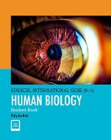 Edexcel International GCSE (9-1) Human Biology Student Book: Print and eBook Bundle by Philip Bradfield, Steve Potter