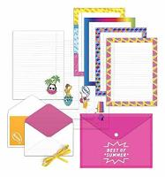 Best of Summer Stationery A Correspondence Kit by Potter