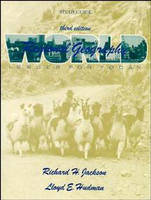 World Regional Geography Study Gde.to 3r.e Issues for Today by Richard H. Jackson, Lloyd E. Hudman